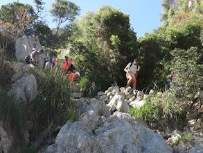 Photo: Bajando al Torrent de Lluc