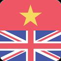 Vietnamese English Offline Dictionary & Translator icon