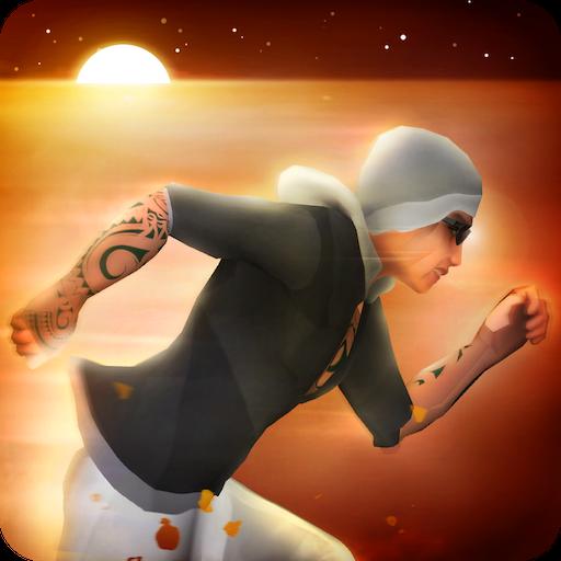 Sky Dancer Run - Running Game