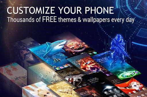 U Launcher 3D u2013 Live Wallpaper, Free Themes, Speed 2.4.4 screenshots 10
