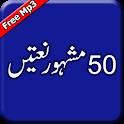 Top 50 Naats MP3 icon