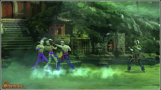 Martial Arts Brutality (Unreleased)- screenshot thumbnail