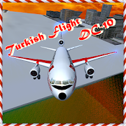 Turkish Flight DC - 10