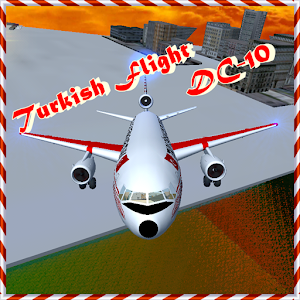 Turkish Flight DC – 10 for PC and MAC