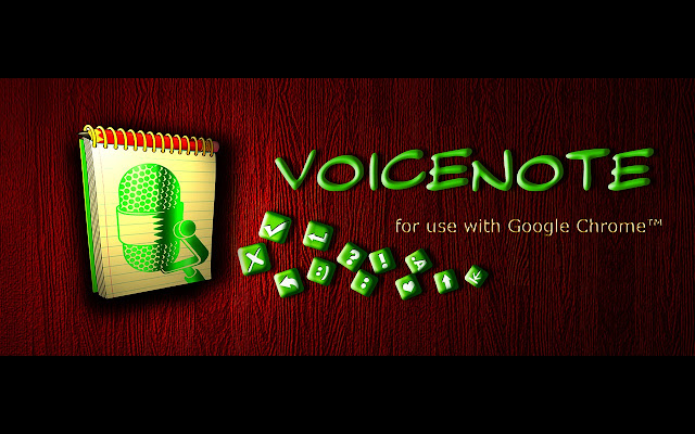 VoiceNote II - Speech to text chrome extension