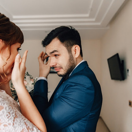 Wedding photographer Kristina Kondrateva (kondart). Photo of 21.12.2017