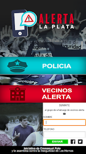 ALERTA LA PLATA- screenshot thumbnail