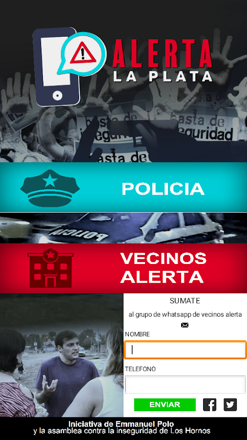 ALERTA LA PLATA- screenshot