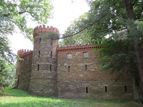 Photo: G7127859 Kamieniec Zabkowicki - Zamek i kompleks parkowy