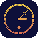 World clock - local time widget for any timezone icon