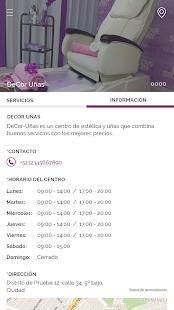 DeCor Uñas - náhled