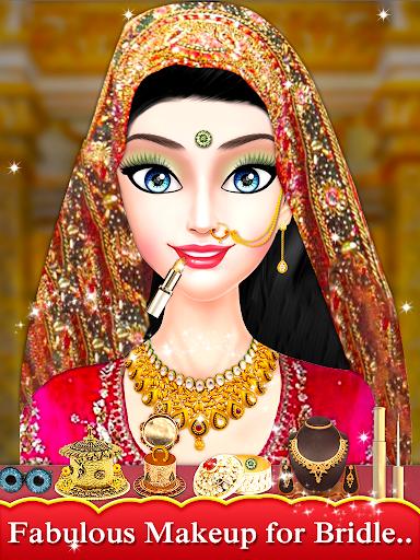 Royal North Indian Wedding - Arrange Marriage Game apklade screenshots 1