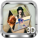 My Girlfriend 3D cube Live WP icon