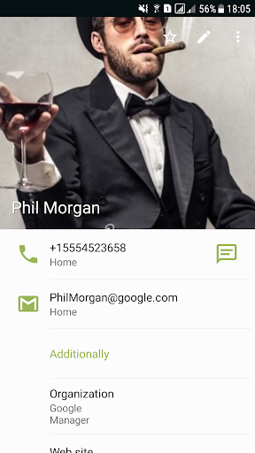 Phone + Contacts and Calls 3.5.9 screenshots 5