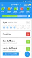 Screenshot of Dieta e Saude