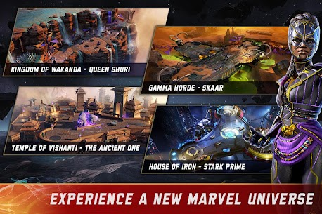 Marvel Realm of Champions Apk Mod [Unlimited Coins/Gems] 7