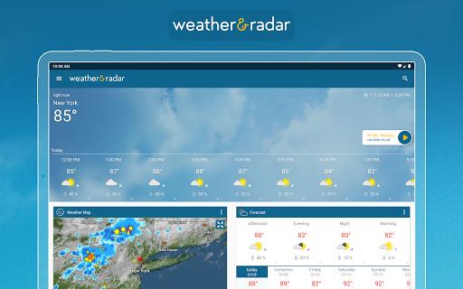 Weather & Radar USA - Severe weather alerts  screenshots 5