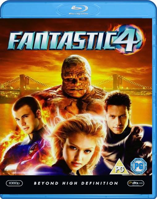 Los 4 Fantásticos [BD25]