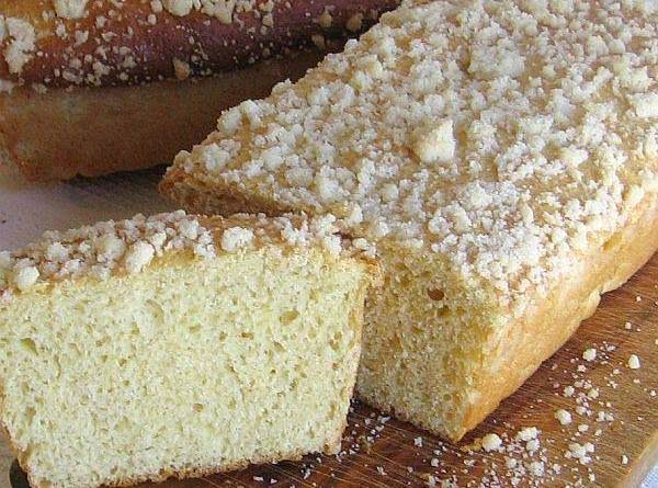 Polish Coffee Cake (placek) Recipe