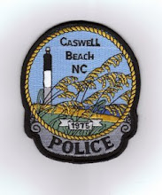 Photo: Caswell Beach Police, North Carolina