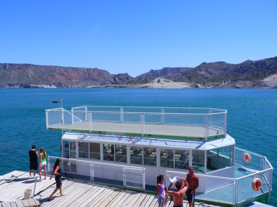 Catamaran Embalse Valle Grande