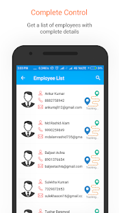 Employroll - A Cloud Based HRMS & Employee Tracker - náhled