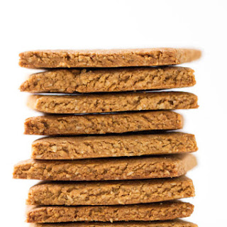 Gluten-Free Honey Graham Crackers