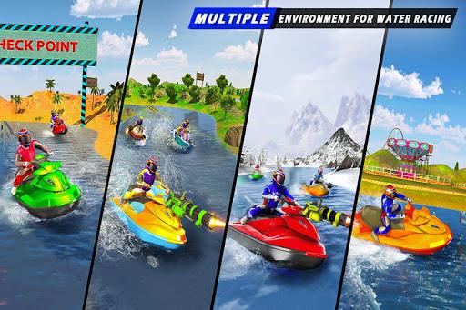 Jet Ski Racing Games: Jetski Shooting - Boat Games 1.0.16 screenshots 6