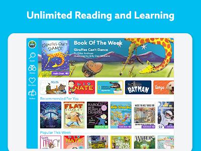 Epic!: Kids' Books, Audio Books, Videos & eBooks 1.9.5