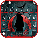 Sharingan Shadow Keyboard Background icon