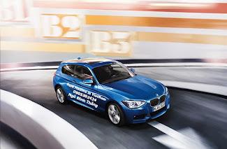 BMW 116i 3-door