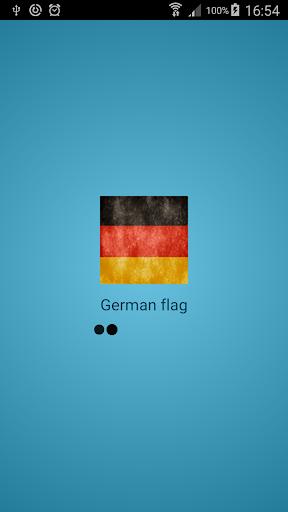 German Flag Live Wallpaper