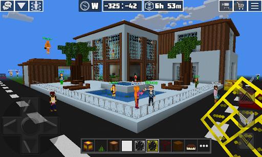 Multicraft: Block Craft Mini World 3D apkdebit screenshots 8