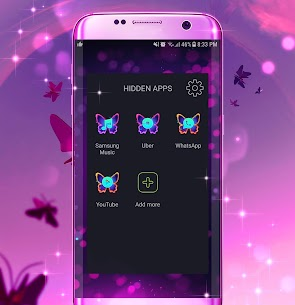Butterfly Launcher Themes 4