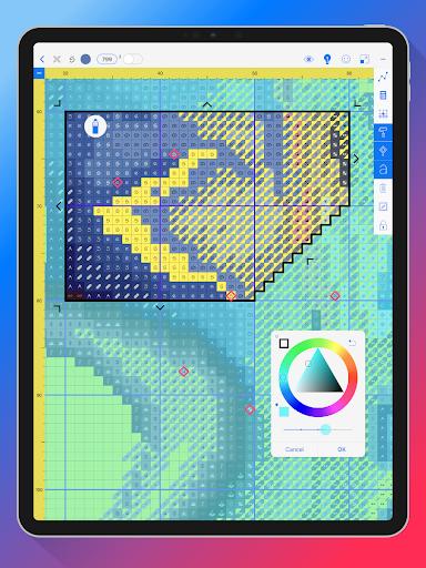 Cross Stitch Saga 3.7.3 screenshots 15