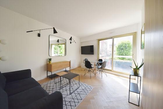Location studio 27,63 m2