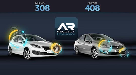 AR Peugeot Experience screenshot 4