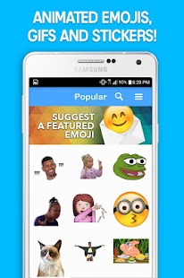 YourMoji - Custom Emoji Editor- screenshot thumbnail