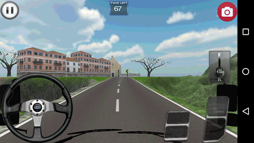Bus simulator 3D Driving Roads 1.4 screenshots 3