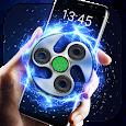 Fidget Spinner Fingerprint lock Screen icon