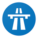 UK Motorway Traffic News icon