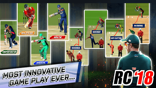 Real Cricket™ 19 Mod 2.9 Apk [Unlimited Money] 7