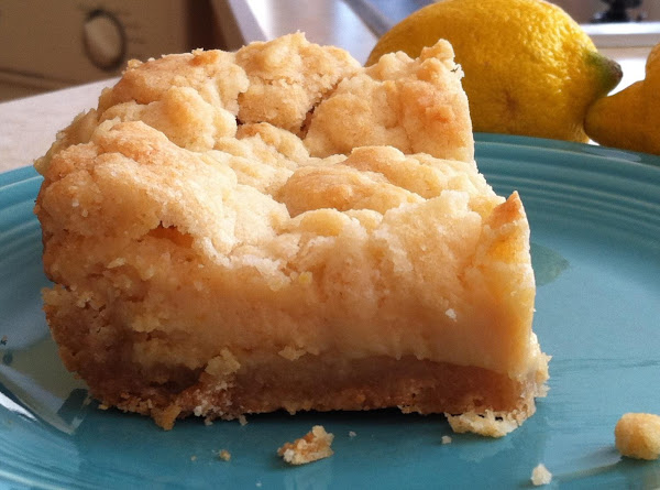 Cookie Mix Lemon Bars Recipe