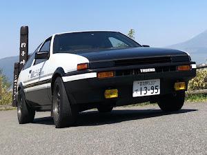 スプリンタートレノ AE86 AE86 GT-APEX 58年式のカスタム事例画像 lemoned_ae86さんの2019年06月13日20:56の投稿