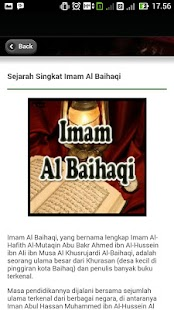 Free Download Biografi Ahli Hadis APK for Android