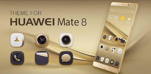 Download Abstract Theme for Huawei Mate 8 Colorful Skins