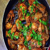 Chicken Karahi English Recipes