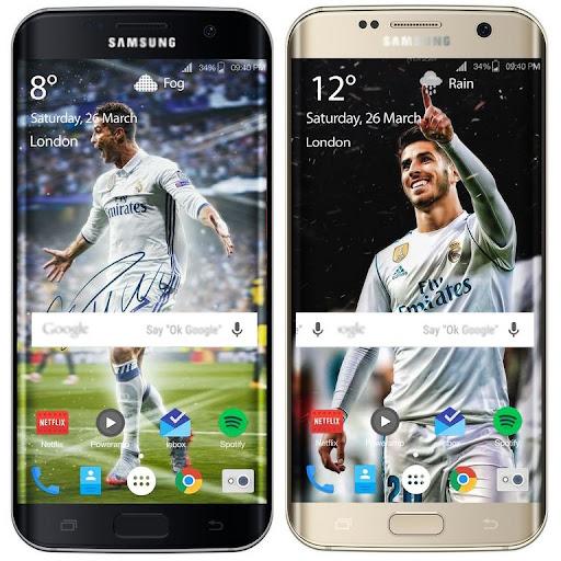 Real Madrid Wallpapers HD 4.1 screenshots 1