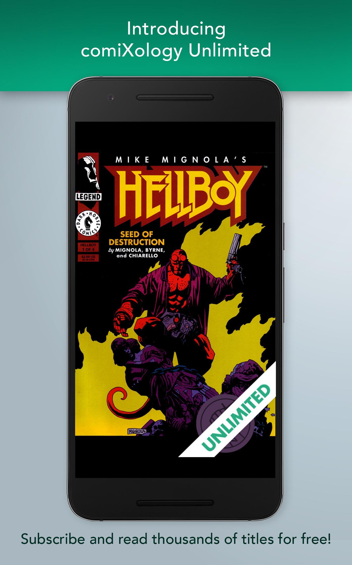 Comics screenshot #6