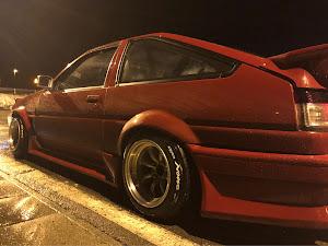 スプリンタートレノ AE86 最終型GTVのカスタム事例画像 はちのりさんの2019年03月31日22:22の投稿